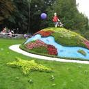 Выставка цветов в Киеве 23,8,09