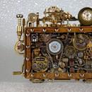 Steampunk,Clockpunk