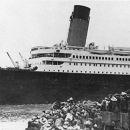 фотографии затонувшего Титаника