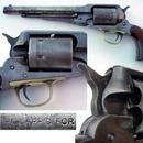 Конверсионный Remington M1858