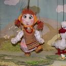 Кукольный театр на День рождения, детский праздник
